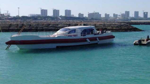 کشتی آکواریوم طوطیا