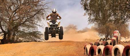موتور چهارچرخ پارس سافاری