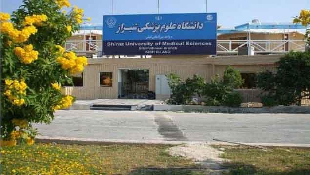 واحد بین الملل دانشگاه علوم پزشکی شیراز