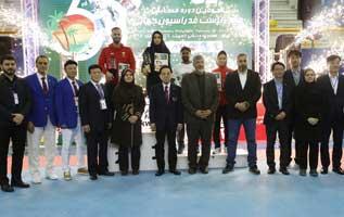 قهرمانی دختران نوجوان ایرانی در جام ریاست فدراسیون جهانی