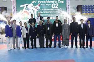 قهرمانی ایران در تکواندو جام ریاست فدراسیون جهانی ۲۰۱۹