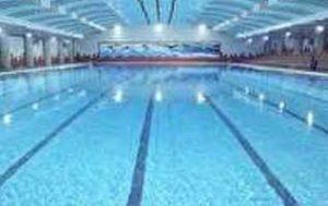 مسابقات شنا کارکنان سازمان منطقه آزاد کیش