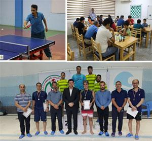 نتایج مسابقات ورزشی هفته دولت در کیش