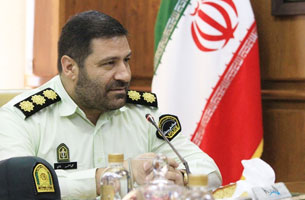 اجرای ۵۵۷ طرح ویژه در ۵ ماه گذشته توسط نیروی انتظامی کیش