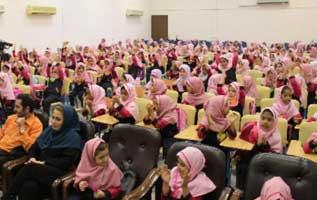 برگزاری جشن کلاس اولی ها در کیش