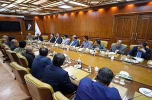 تشکیل جلسه ستاد مدیریت بحران کیش