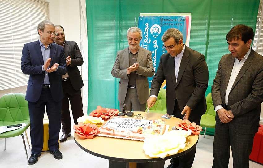 افتتاح اولین مجتمع آموزشی بین المللی در کیش
