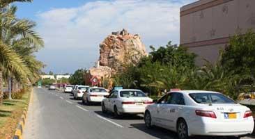 برخورد با افزایش نرخ کرایه تاکسی ها در کیش