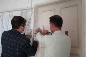 پلمپ ۶۱ واحد مسکونی اجاره شبانه در کیش