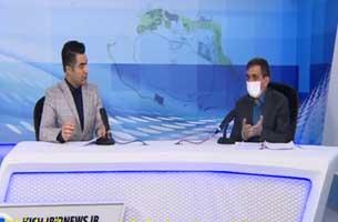 آغاز اجرای طرح قرنطینه خانگی در کیش از ۲۵ فروردین