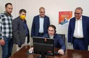 بازدید معاون توسعه مدیریت سازمان منطقه آزاد کیش از مؤسسه علوم و فنون کیش