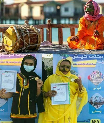 برگزاری اولین دوره مسابقات بازی های بومی محلی در کیش