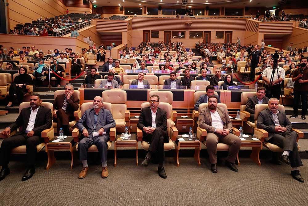 مراسم اختتامیه بیست و دومین جشنواره تابستانی کیش
