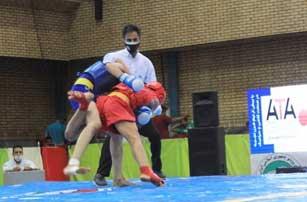 نایب قهرمانی ووشوکار کیش در مسابقات جوانان کشور