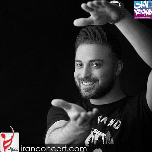 اجرای زنده بابک جهانبخش در کیش ۲۹ مهر