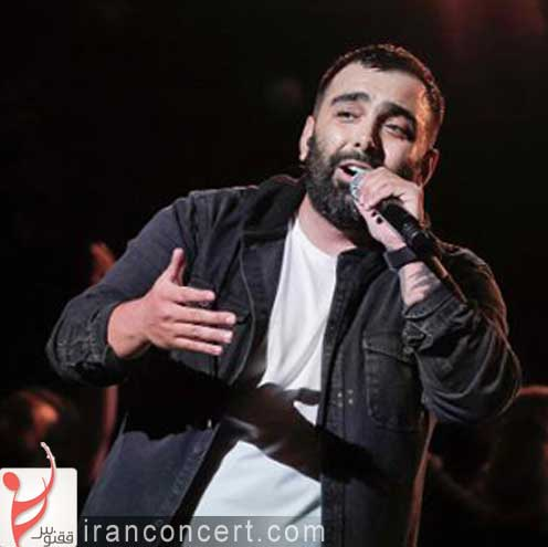 اجرای زنده مسعود صادقلو در کیش ۲۷ و ۲۸ مهر